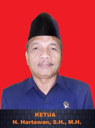 H. Hartawan, S.H., M.H.