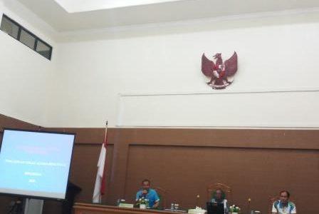Business Secretary Pta Bengkulu Open Ddtk Making News Website