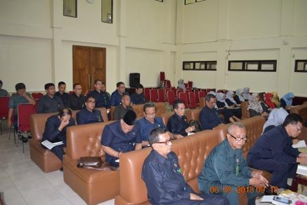 Chairperson of the Bengkulu High Court of Religion Conveyed the Results of the Leadership of the Supreme Court