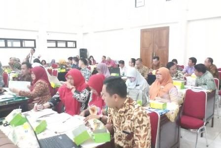 The Manna Religious Court Participates in Technical Guidance for Improving Rka-Kl in PTA Bengkulu